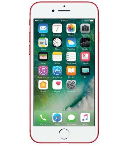 Apple iPhone 7 128GB (PRODUCT) RED, Kártyafüggetlen, 1 év Gyártói garancia