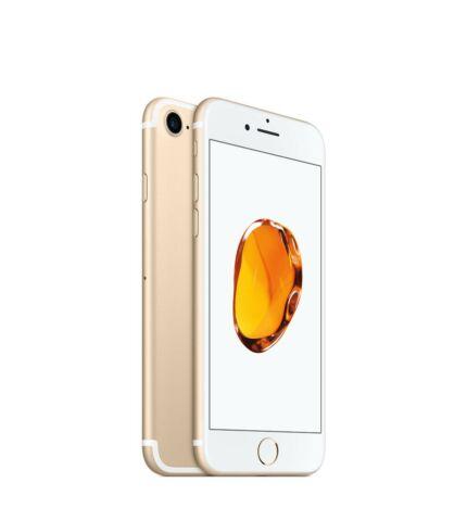 Apple iPhone 7 256GB arany, Kártyafüggetlen, 1 év Gyártói garancia