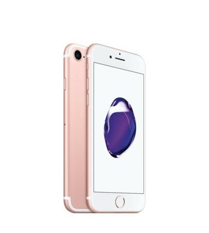 Apple iPhone 7 128GB rozéarany, Kártyafüggetlen, 1 év Gyártói garancia