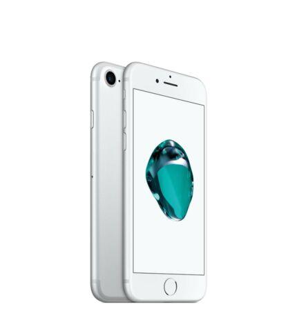Apple iPhone 7 128GB ezüst, Kártyafüggetlen, 1 év Gyártói garancia
