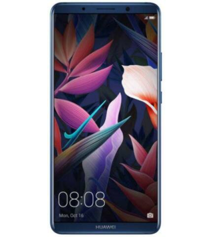 Huawei Mate 10 Pro 128GB Dual SIM, kék, Kártyafüggetlen, Gyártói garancia