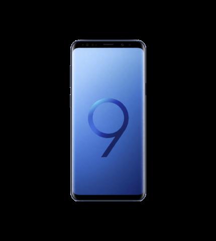 Samsung G965F Galaxy S9+ 64GB Dual SIM, kék, Kártyafüggetlen, 1 év Gyártói garancia