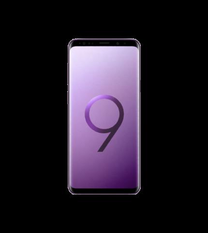 Samsung G965F Galaxy S9+ 64GB Dual SIM, levendula, Kártyafüggetlen, 1 év Gyártói garancia