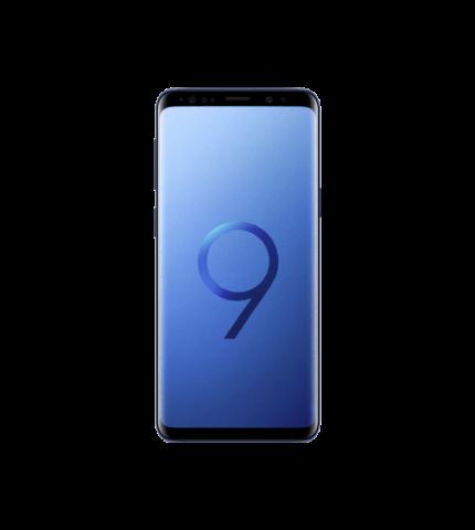 Samsung G960F Galaxy S9 64GB, kék, Kártyafüggetlen, 1 év Gyártói garancia