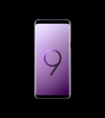 Samsung G960F Galaxy S9 64GB, levendula, Kártyafüggetlen, 1 év Gyártói garancia