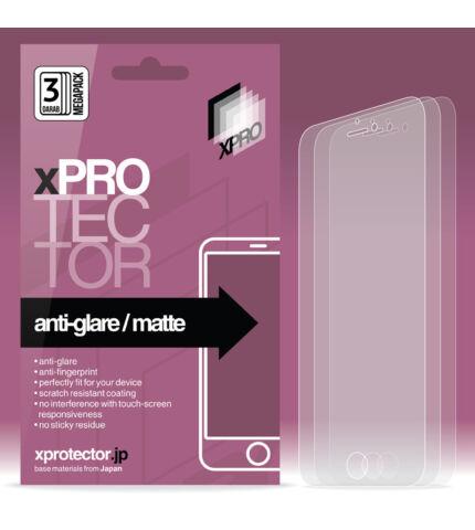 Matte kijelzővédő fólia (3 darabos megapack) Samsung S4 (i9500) készülékhez
