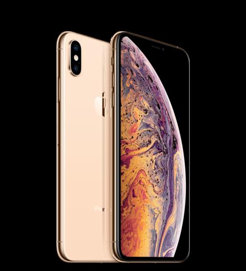 Apple iPhone XS Max 64GB arany, Kártyafüggetlen, 1 év Gyártói garancia