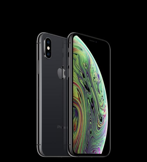Apple iPhone XS Max 64GB asztroszürke, Kártyafüggetlen, 1 év Gyártói garancia