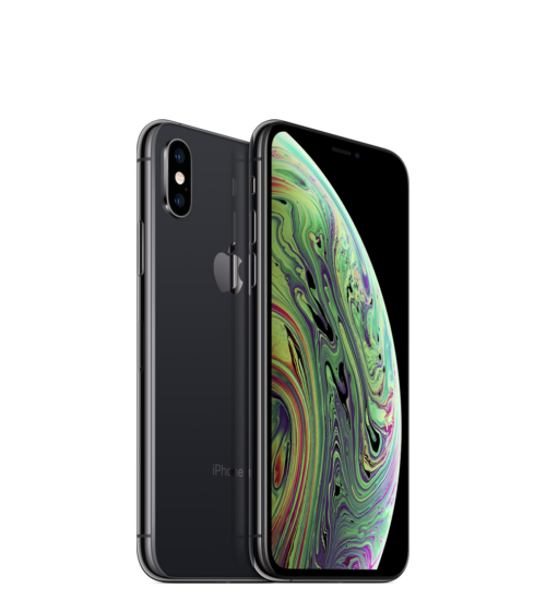 Apple iPhone XS 256GB asztroszürke, Kártyafüggetlen, 1 év Gyártói garancia