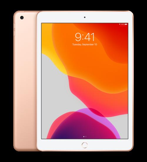 Apple iPad 10.2 (2019) 32GB Wifi arany, 1 év Gyártói garancia