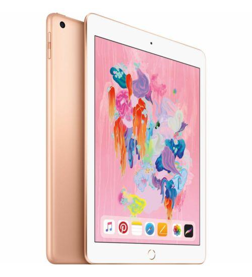 Apple iPad 9.7 (2018) 32GB Wifi arany, 1 év Gyártói garancia