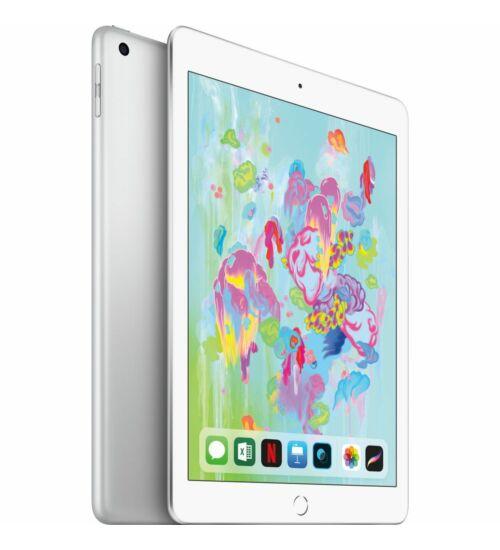 Apple iPad 9.7 (2018) 32GB Wifi ezüst, 1 év Gyártói garancia