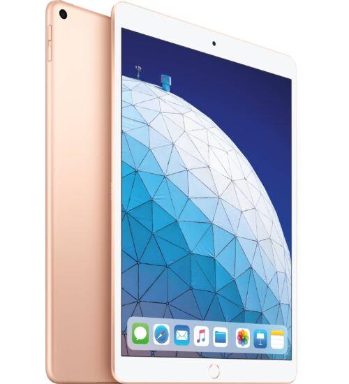 Apple iPad Air 10.5 (2019) 256GB LTE arany, 1 év Gyártói garancia