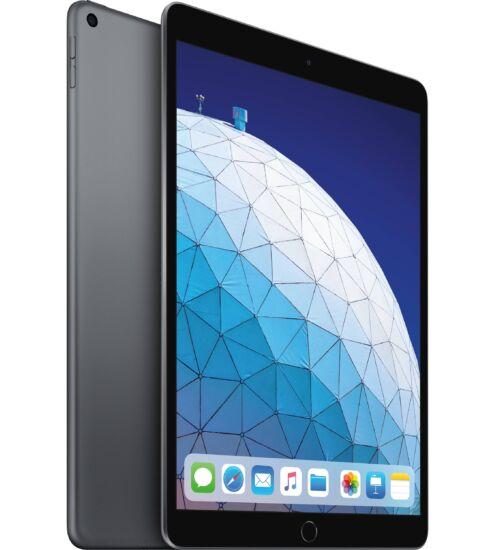 Apple iPad Air 10.5 (2019) 64GB Wifi asztroszürke, 1 év Gyártói garancia