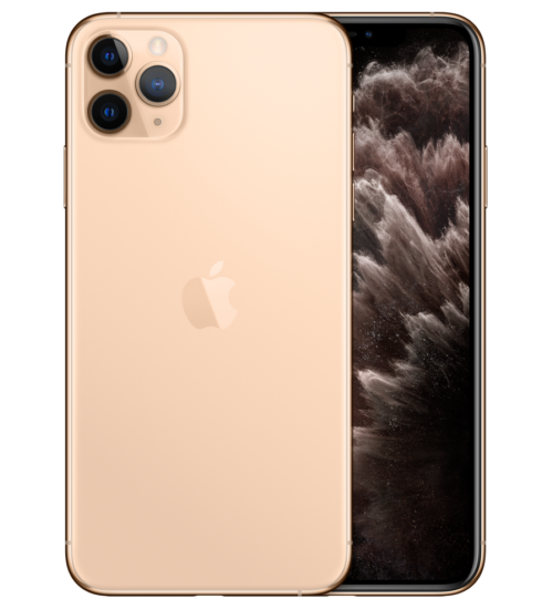 Apple iPhone 11 Pro 64GB arany, Kártyafüggetlen, 1 év Gyártói garancia