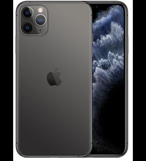 Apple iPhone 11 Pro Max 256GB asztroszürke, Kártyafüggetlen, 1 év Gyártói garancia
