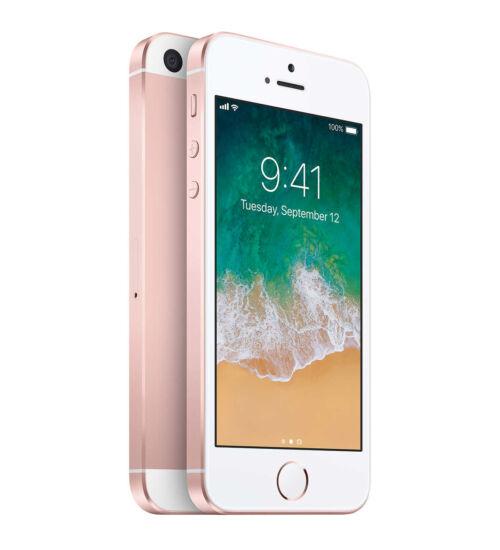 Apple iPhone SE 64GB roséarany, Kártyafüggetlen, 1 év Gyártói garancia
