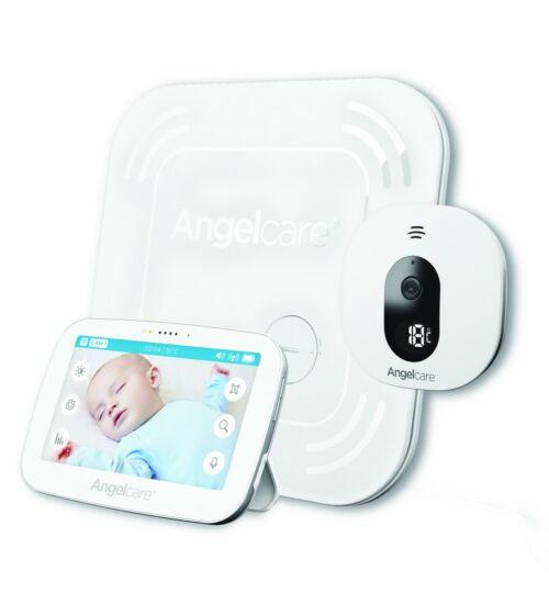Angelcare AC527 vezeték nélküli légzésfigyelő és kamerás, kétirányú babaőrző