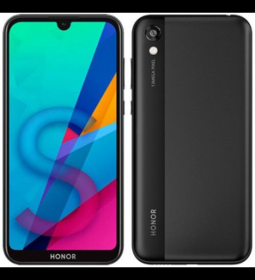 Honor 8S 32GB Dual SIM fekete, Kártyafüggetlen, Gyártói garancia