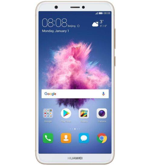 Huawei P Smart 32GB Dual SIM arany, Kártyafüggetlen, 2év Gyártói garancia