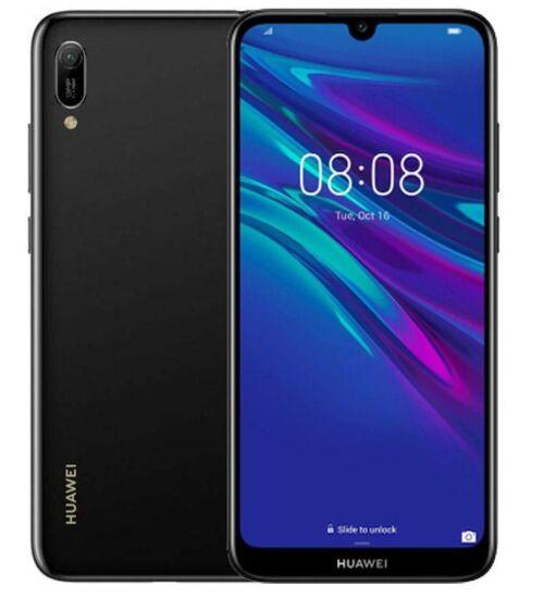 Huawei Y5 (2019) 16GB 2GB Dual SIM fekete, Kártyafüggetlen, 2 év Gyártói garancia