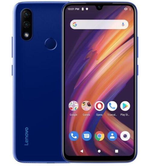 Lenovo A6 Note 32GB 3GB Dual SIM kék, Kártyafüggetlen, 2 év Gyártói garancia