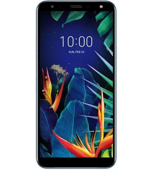 LG K40 Dual SIM 32GB kék, Kártyafüggetlen, 1 év gyártói garancia