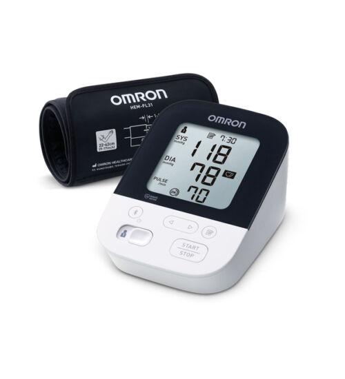 """Omron M4 Intelli IT Intellisense felkaros """"okos"""" vérnyomásmérő"""