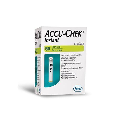 Accu-Chek Instant 50x tesztcsík
