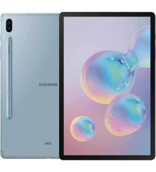 Samsung Galaxy Tab S6 T865N 10.5 128GB LTE kék, 1 év Gyártói garancia