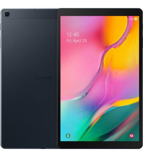 Samsung Galaxy Tab A T515 (2019) 10.1 32GB LTE fekete, 1 év gyártói garancia