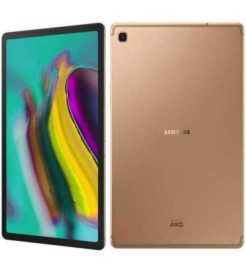 Samsung Galaxy Tab S5e T725N 10.5 64GB LTE, arany, 1 év Gyártói garancia