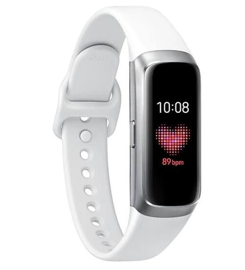 Samsung R370 Galaxy Fit okosóra, ezüst, 1 év Gyártói garancia