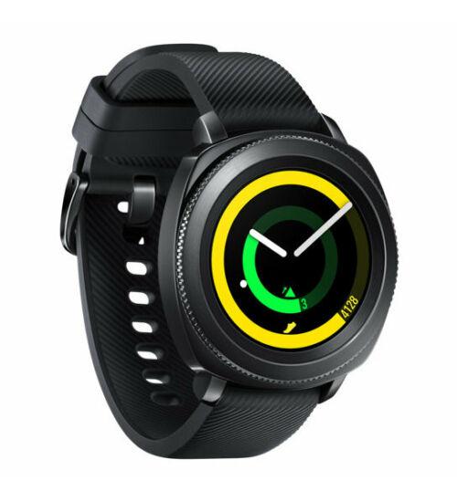 Samsung Gear S3 Sport okosóra SM-R600, fekete