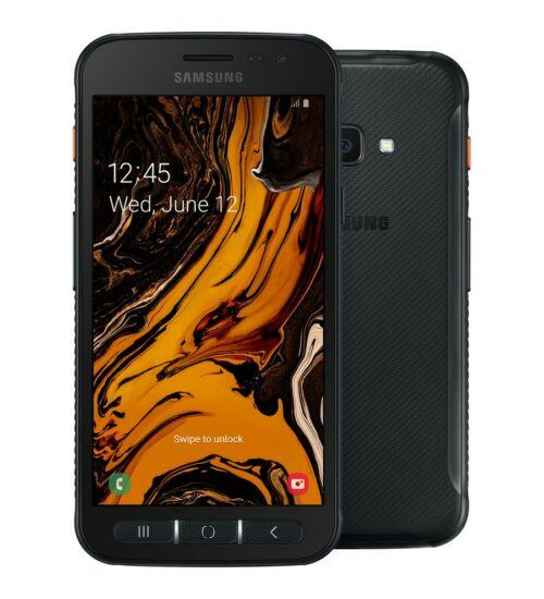 Samsung G398 Galaxy Xcover 4s 32GB fekete, Kártyafüggetlen, 1 év Gyártói garancia
