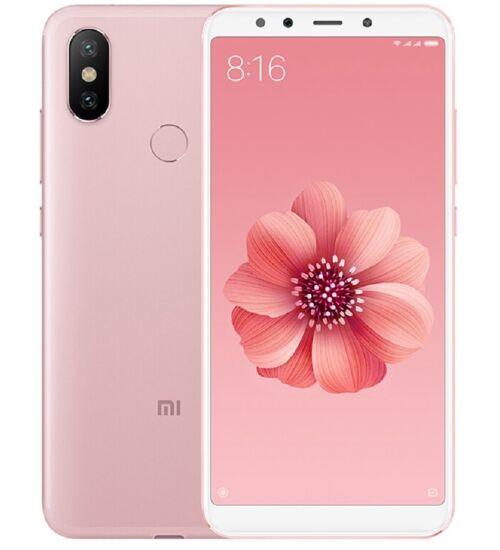 Xiaomi Mi A2 4GB 64GB Dual SIM rosé arany, Kártyafüggetlen, 1 év teljes körű garancia