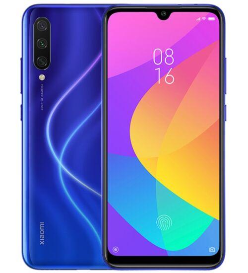 Xiaomi Mi A3 4GB 128GB Dual SIM kék, Kártyafüggetlen, 1 év teljes körű garancia