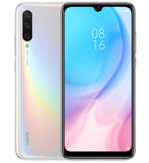 Xiaomi Mi A3 4GB 64GB Dual SIM fehér, Kártyafüggetlen, 1 év teljes körű garancia