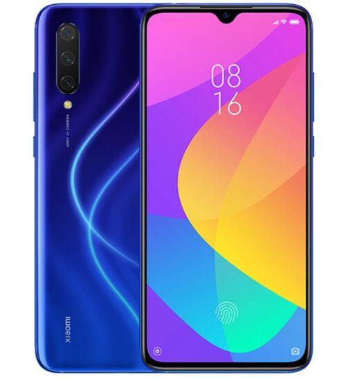 Xiaomi Mi 9 Lite 6GB 128GB Dual SIM kék, Kártyafüggetlen, 1 év teljes körű garancia