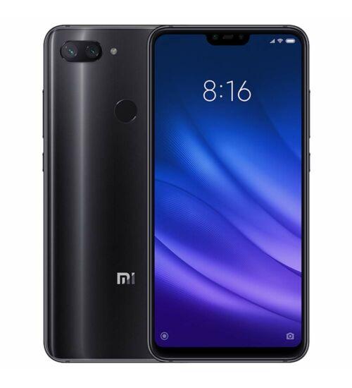 Xiaomi Mi 8 Lite Dual SIM 4GB 64GB fekete, Kártyafüggetlen, 1 év teljes körű garancia - Globál verzió