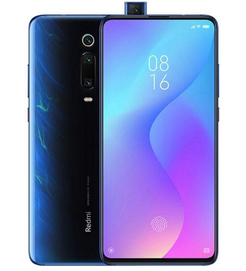 Xiaomi Mi 9T Pro 6GB 128GB Dual SIM Gleccser kék, Kártyafüggetlen, 1 év teljes körű garancia - Globál verzió