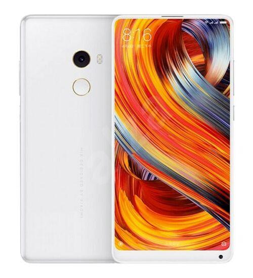 Xiaomi Mix 2 128GB 8GB DUAL SIM fehér, Kártyafüggetlen, 1év teljes körű garancia