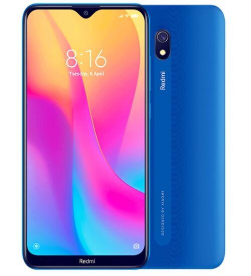 Xiaomi Redmi 8A 2GB 32GB Dual SIM kék, Kártyafüggetlen, 1 év teljes körű garancia - Globál verzió