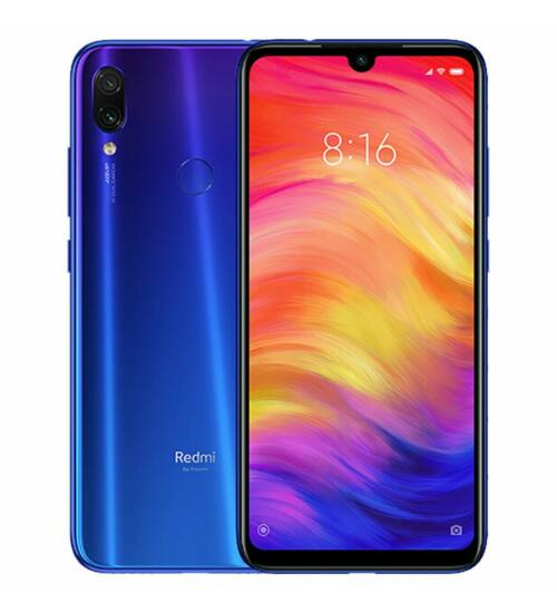 Xiaomi Redmi 7 3GB 32GB Dual SIM kék, Kártyafüggetlen, 1 év teljes körű garancia