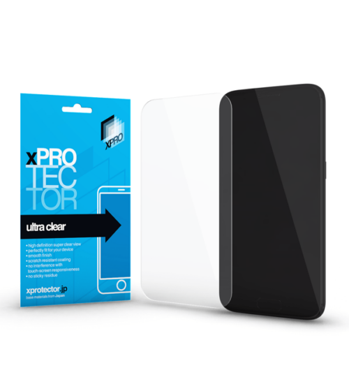 Xpro Ultra Clear kijelzővédő fólia Galaxy S8 készülékhez