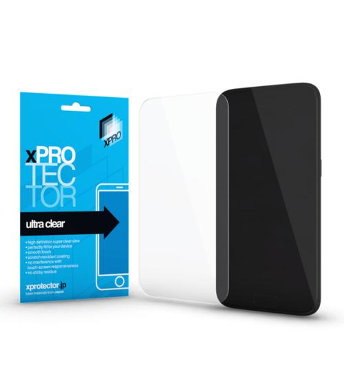 Xpro Hybrid 3D kijelzővédő fólia Galaxy Note 10+ készülékhez