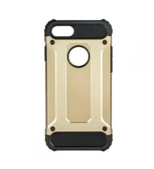 Forcell ütésálló tok iPhone SE készülékhez, arany