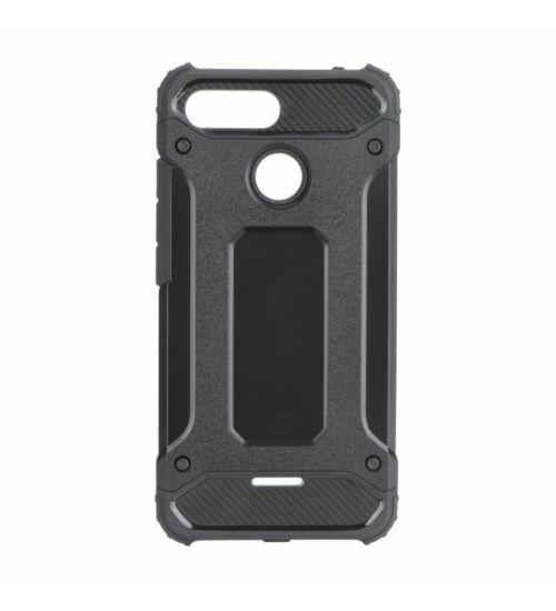 Forcell ütésálló tok iPhone 7/8 készülékhez, fekete