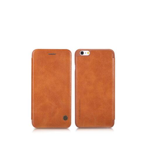 Nillkin QIN tok iPhone 7/8 készülékhez, barna