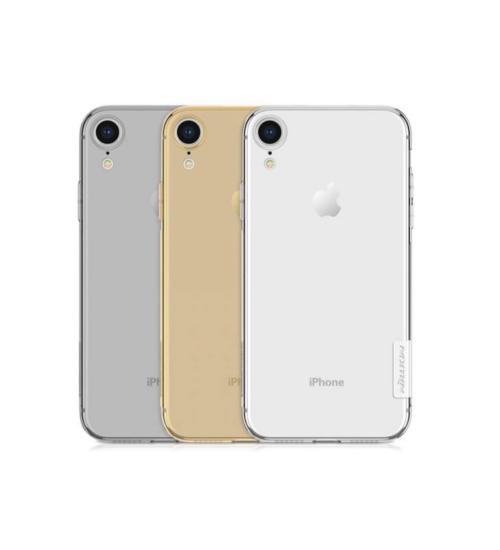 Nillkin Nature szilikon tok Iphone 7/8 Plus készülékhez, szürke